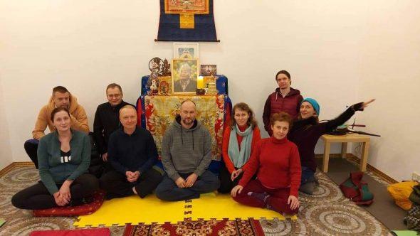 Yantra Yoga Retreat in Kunsangar North