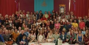 Дагтер-встреча учителей в Дзамлинг Гаре