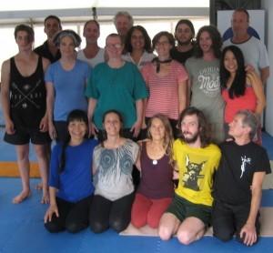 Учительский тенинг по 1-му уровню янтра-йоги