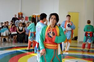 Радостные танцы Кайта в Сочи