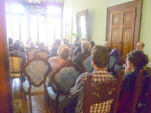 Практика медитации и созерцания в Венеции