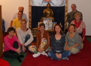 Ретрит по практике Мандаравы в Венгрии