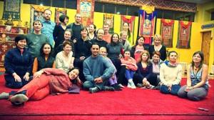 Ретрит по СМС и янтра-йоге в Северном Кунсангаре