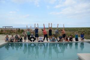 Ретрит по 2-ому открытому уровню янтра-йоги в 2014 году