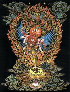 24–часовая всемирная цепочка практики Гуру Драгпура