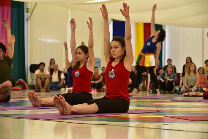 Презентация янтра-йоги