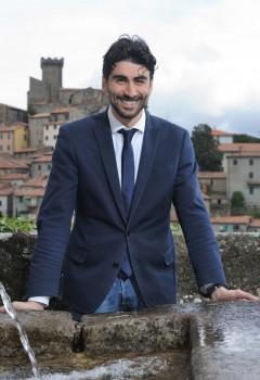 Джакопо Марини, мэр Арчидоссо