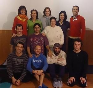 Ознакомительный курс по янтра-йоге в Витории, Испания