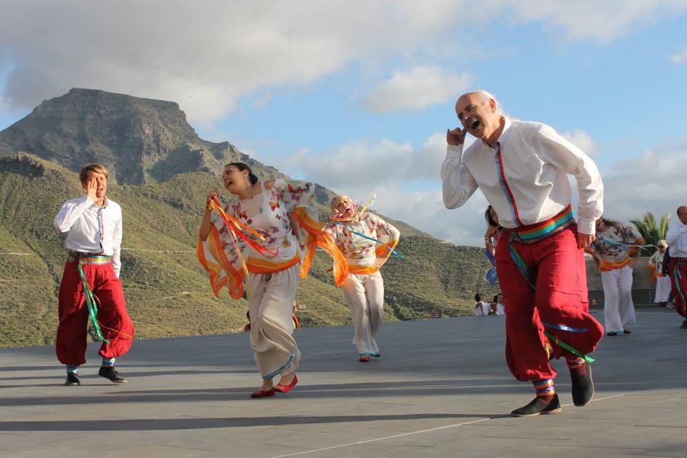 Танцоры Кайта