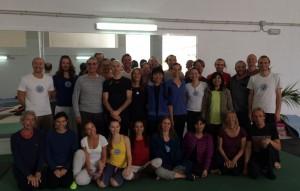 Учительский тренинг по 3-му уровню янтра-йоги, часть 2