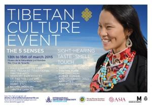 Фестиваль тибетской культуры на Тенерифе, Испания