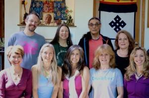 Тренинг по дыханию и пранаямы янтра-йоги в Дондрублинге, Беркли, штат Калифорния