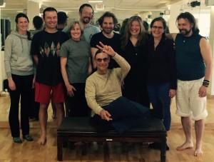 Янтра-йога в Крипалу с Фабио Андрико