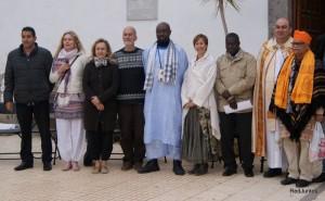 III Межконфессиональная молитва о мире, уважении и совместном существовании, прошедшая на Тенерифе