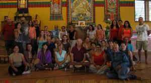 Эмоциональное равновесие и применение присутствия в Северном Ташигаре