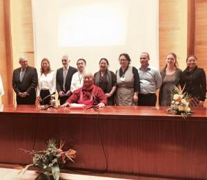 Конференция по тибетской медицине