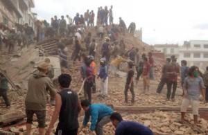 Землетрясение в Непале – пожалуйста, помогите пострадавшим!