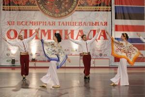 Радостные танцы Кайта в Москве
