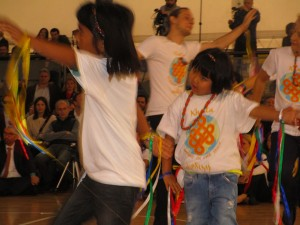 Празднование международного Дня танца