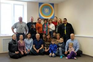 Рождение нового линга в Челябинске, Россия