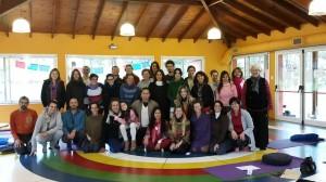 Успокоение тела, речи и ума в Южном Ташигаре