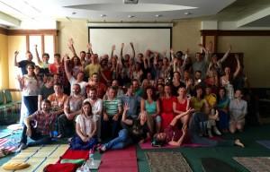 Йога сновидений в Украине с Майклом Кацем