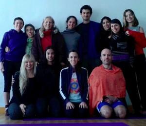 Янтра-йога для начинающих с Летицией Ресептер в Аргентине