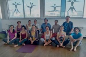 Введение в Янтра-йогу в Израиле с Орит Кенан