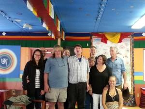 Введение в Дхарму с Джимом Вэлби в ИШШ США