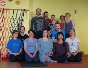 Открытый курс по Янтра-йоге с Майей Зелмин и Они Маккинстри в Таллине, Эстония