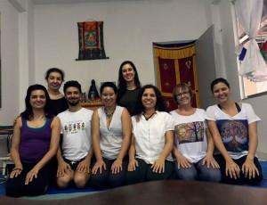 Янтра-йога в Бразилии