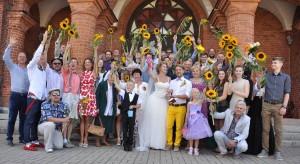 События — поженились