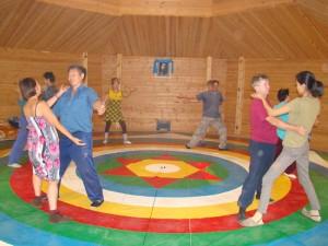 Танец Ваджры в Бурятии