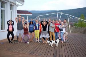 Янтра-йога в Крыму