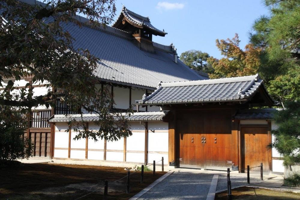 Место проведения ретрита в Киото. Фото: Марк Фаррингтон.