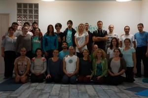 Супервижн по Янтра-йоге в Болгарии