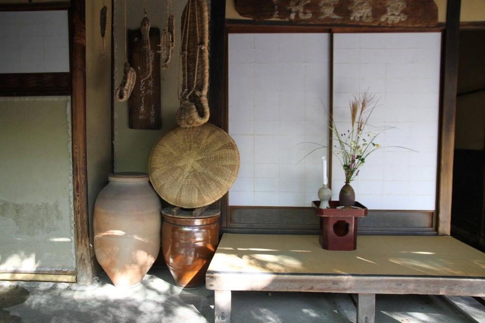 Пейзаж Киото. Фото: М. Фаррингтон.