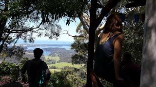 Вид с горы Гулаги