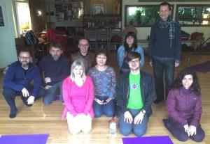 Янтра-йога в Ирландии