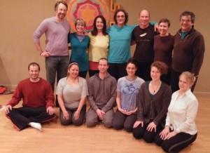 Учительский тренинг по восьми движениям в Сан-Франциско
