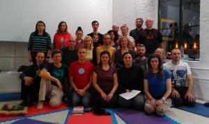 Янтра-йога в Ринчелинге и Северном Кунсангаре