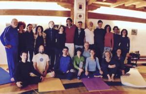 Третья и четвёртая группы Янтра-йоги