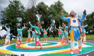 Новый сайт по Ваджрному танцу
