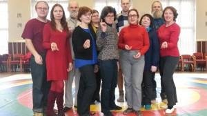 Танец Ваджры в Таллине
