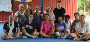 Воркшоп Кайта – 50 танцев в Намгьялгаре