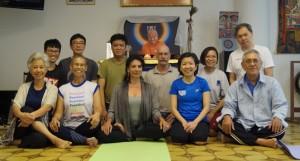 Курсы по Янтра-йоге в Новой Зеландии и Азии