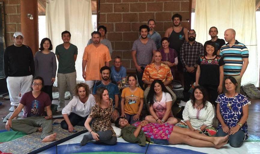 Йога сновидений с Майклом Кацем, 18–21 февраля в Пелзомлинге, Мехико.