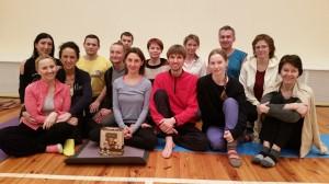 Курс по Янтра-йоге в Минске