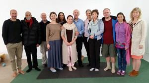 Первый коммуникационный курс для инструкторов в Дзамлинг Гаре