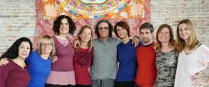 Учительский тренинг по гармоничному дыханию в Барселоне